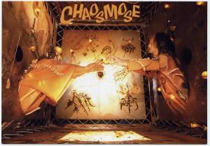 1998-CHAOSMOSE postcard