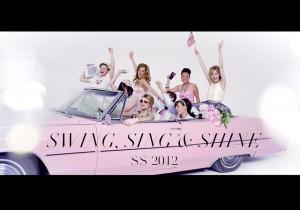 SWAROVSKI-2011-SS 2012 Swing, Sing & Shine