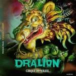 CIRQUE DU SOLEIL-Dralion old cover
